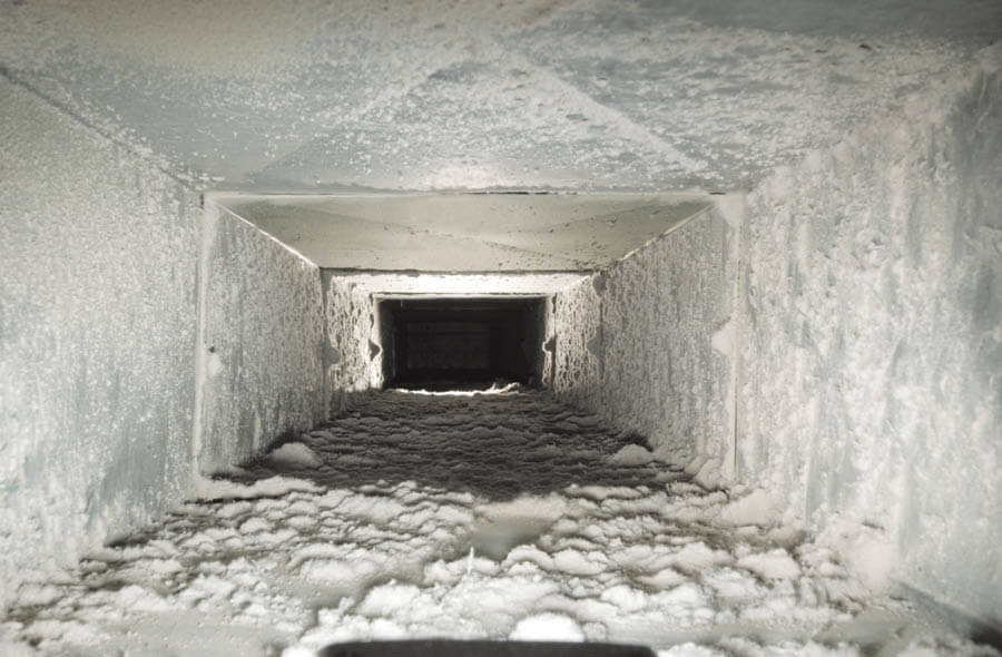 Commercial Air Duct Cleaning Services Homestead