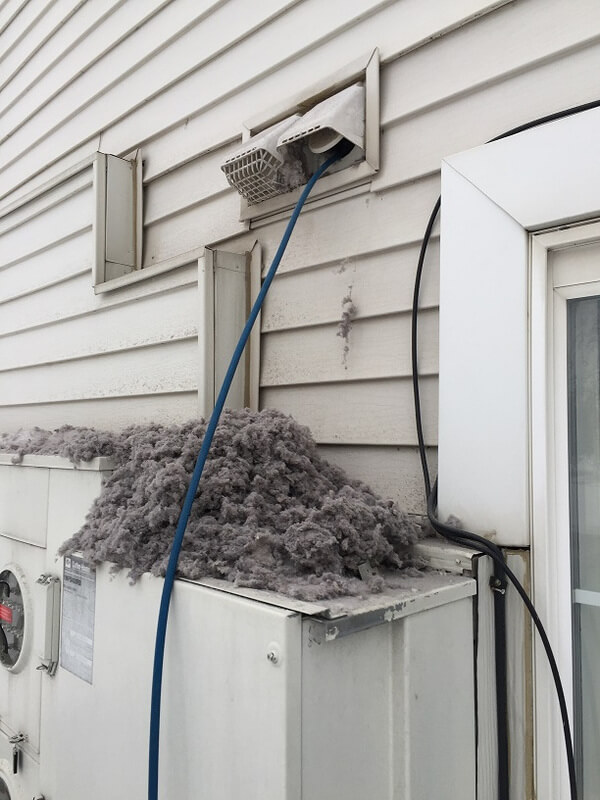 Dryer Vent Cleaning Services Lakeland