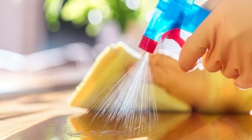 DIY Disinfecting Solutions