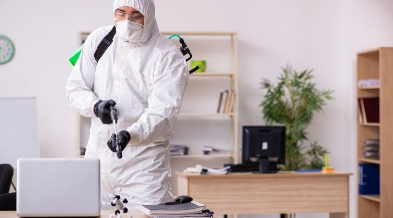 Professional Disinfecting Service Homestead