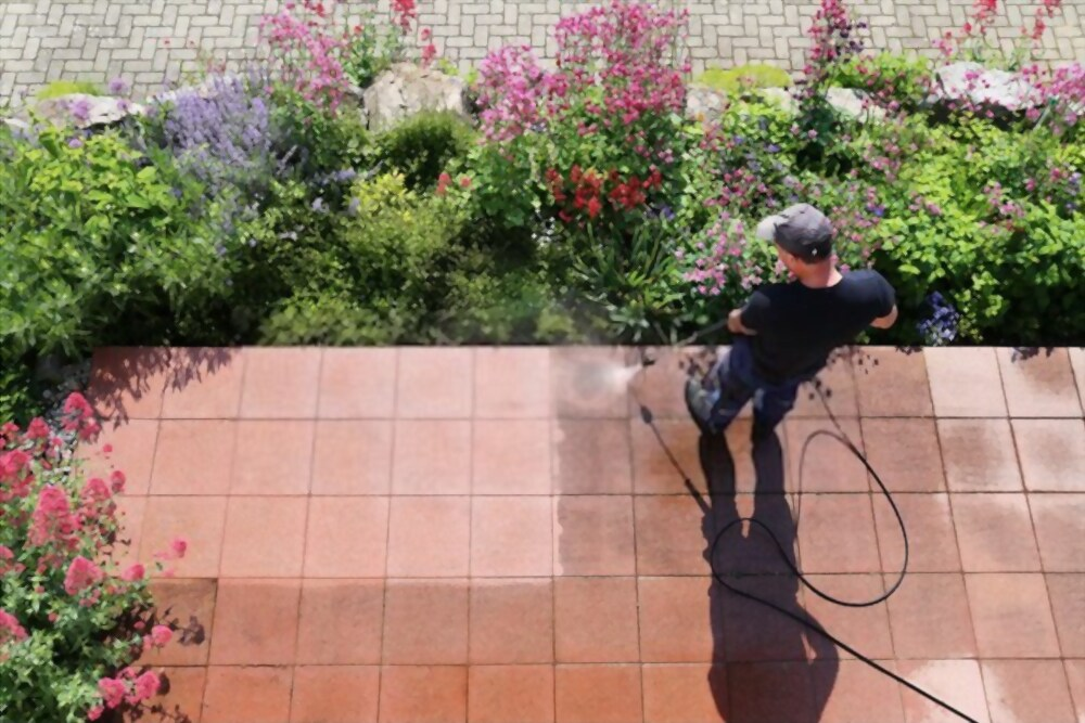 pressure washing services Homestead