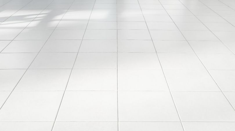 Commercial Tile Flooring Cleaning