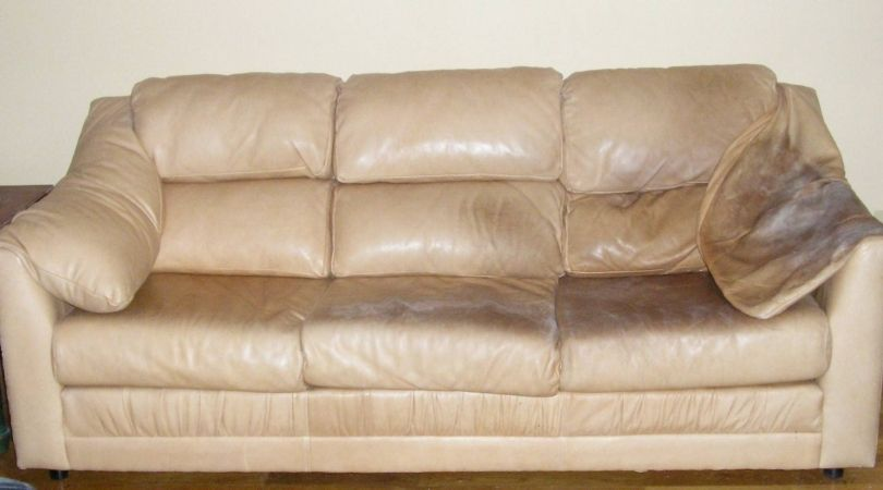 How to Remove Oil Stains From a Leather Couch