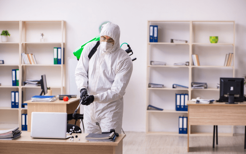 Major Benefits Of Sanitizing And Disinfecting Services